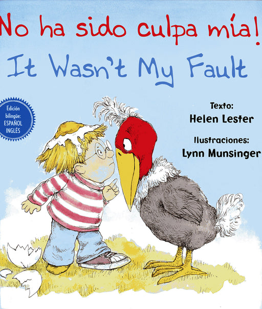 ¡No Ha Sido Culpa Mia! - It Wasn't My Fault Helen Lester, Lynn Munsinger