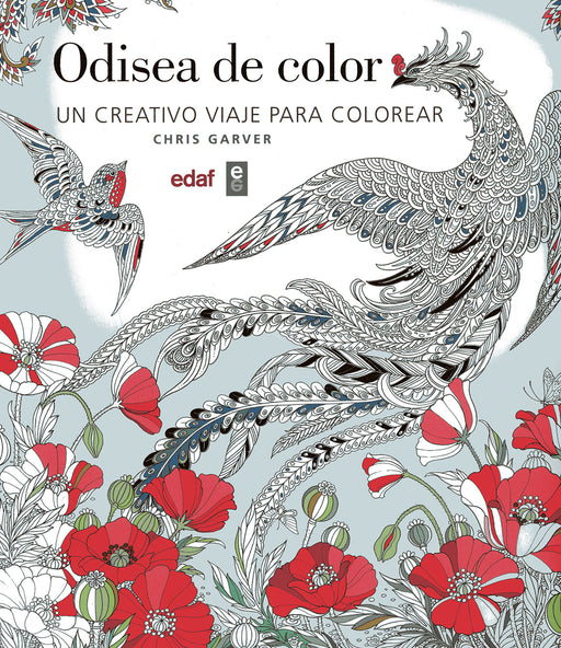 Odisea de Color Chris Garver