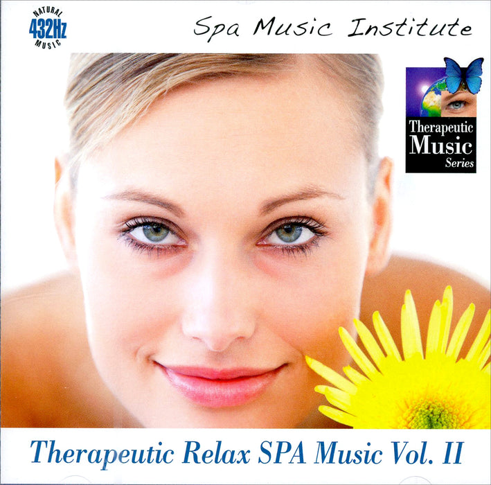 Therapeutic Relax SPA Music (Vol. 2) - CD