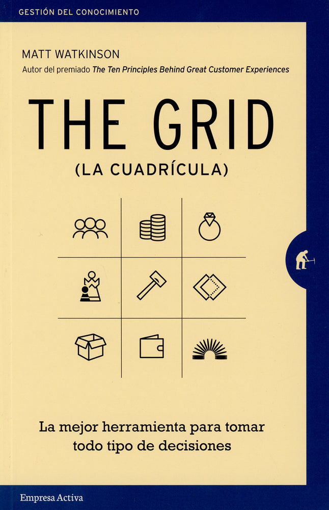 The Grid (La Cuadrícula). Matt Watkinson
