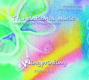 Translational Music: Wingprinting - CD - Emiliano Toso
