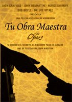 DVD - Tu obra maestra (The Opus)