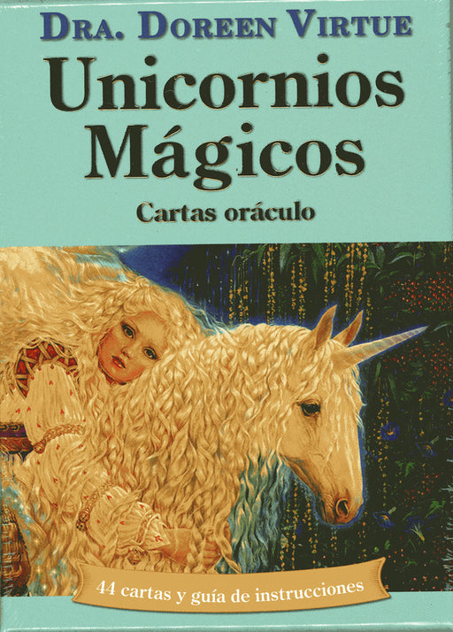Unicornios Mágicos Doreen Virtue