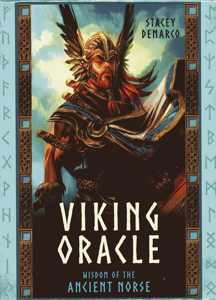 Viking Oracle Jimmy Manton