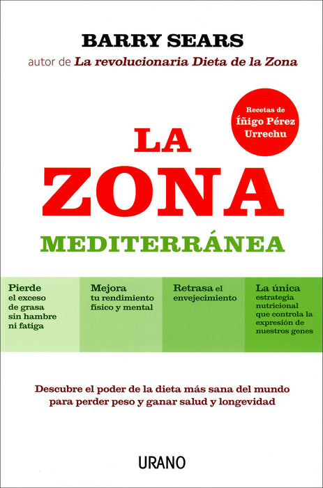 La Zona Mediterránea - Barry Sears