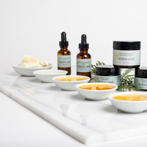 Helena Lane skincare products