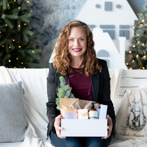 Maria Velve Green Beauty Expert with gift set