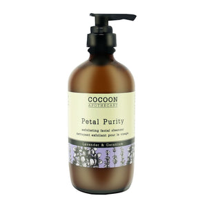 Cocoon Apothecary Exfoliating cleanser