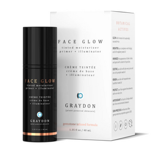 Graydon Skincare Face Glow with box
