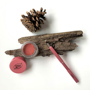 Pure Anada Lip and Cheek rouge with brush