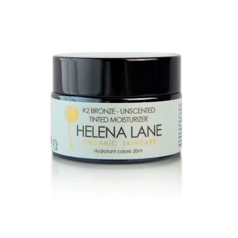 Helena Lane Bronze #2 Tinted Moisturizer (unscented)