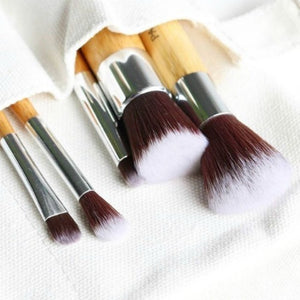 Pure Anada Vegan Brush Set