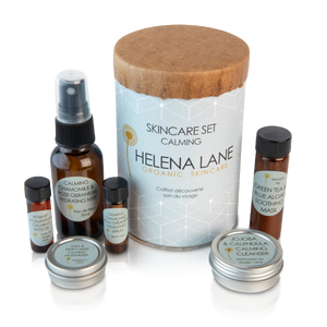 Helena Lane Calming skincare set