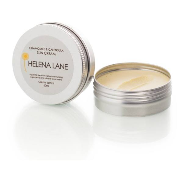 Helena Lane Chamomile and Calendula sun cream