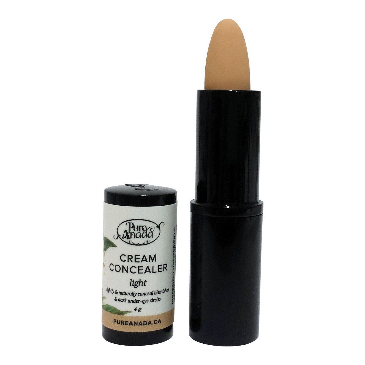 Pure Anada Cream Concealer - Light