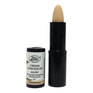 Pure Anada Cream Concealer - Very Fair