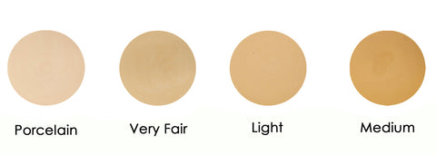 Pure Anada Cream Concealer swatch