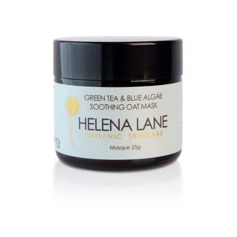 Helena Lane Green Tea & Blue Algae Soothing Oat Mask