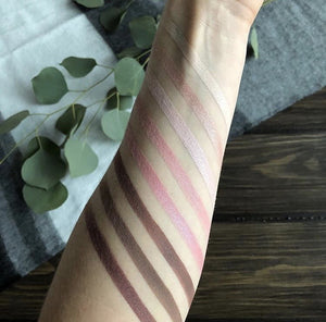 Pure Anada pressed eyeshadow swatch