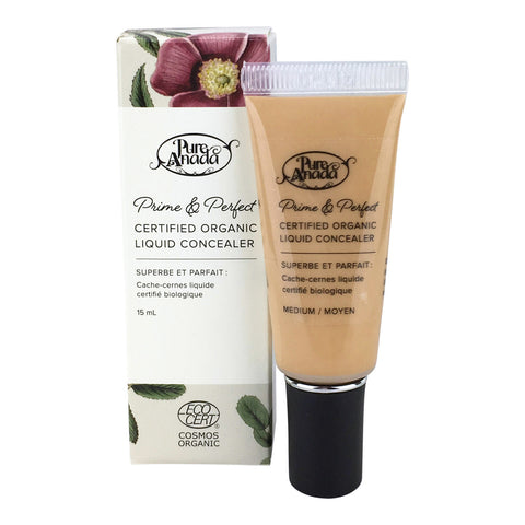 Pure Anada Liquid Concealer in Medium