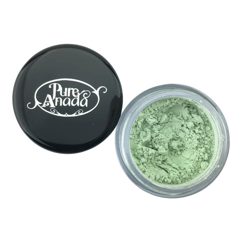 Pure Anada Colour Corrector Powder - Mint