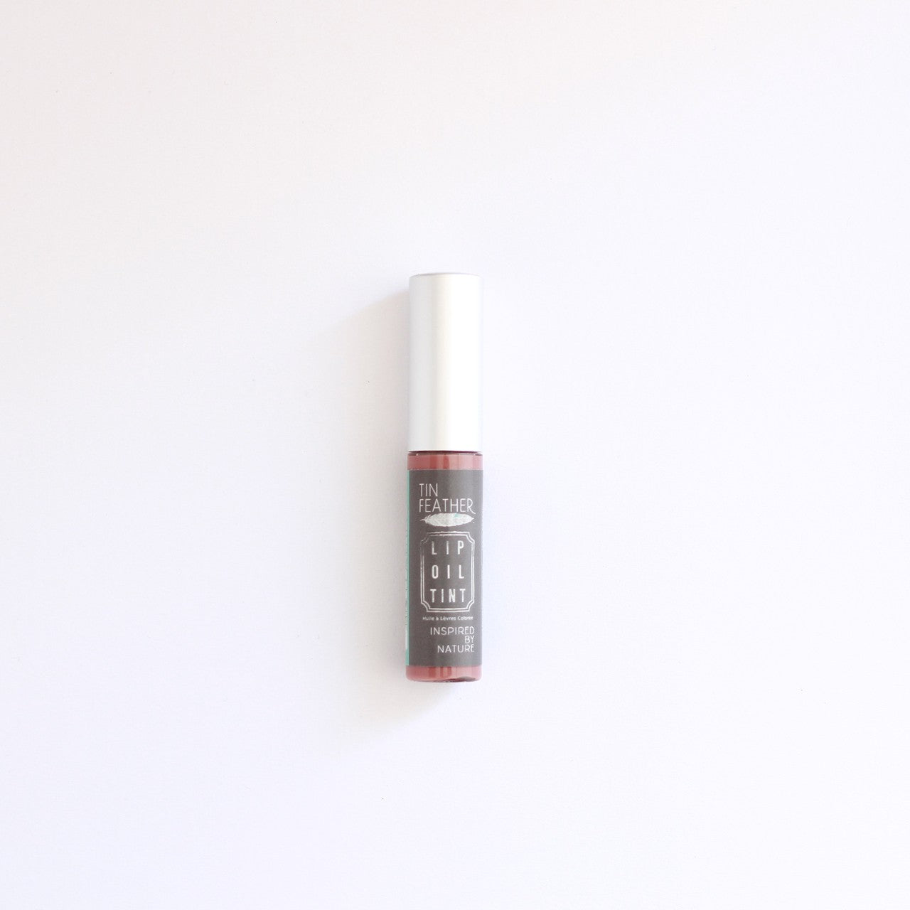 Tin Feather Lip Oil Tint - Refuge