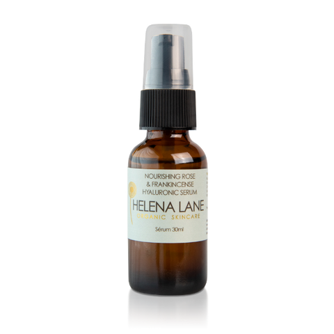 Helena Lane Nourishing Rose & Frankincense Hyaluronic Serum