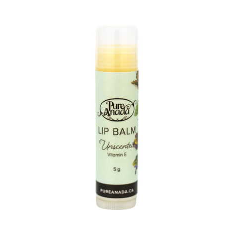 Pure Anada lip balm unscented