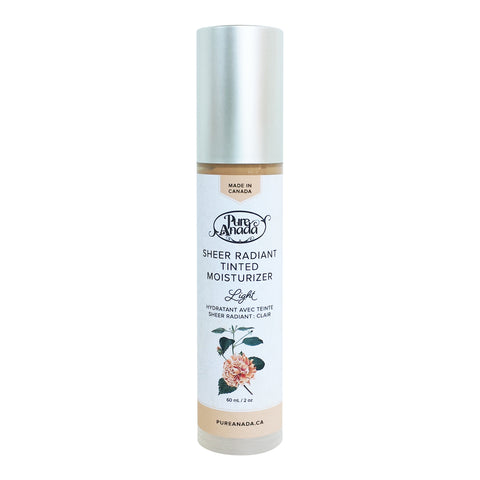 Pure Anada Tinted Moisturizer Light