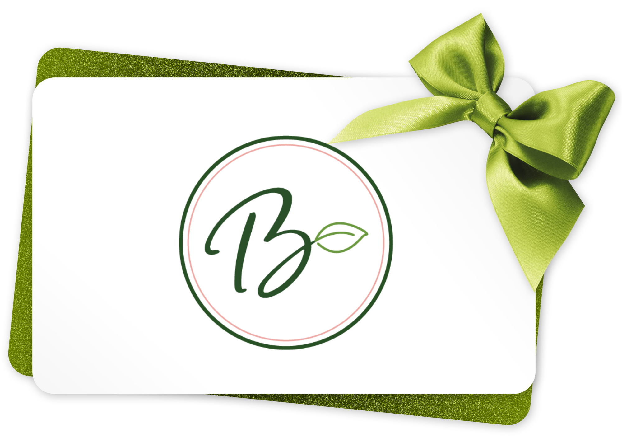 Green Beauty Expert gift card
