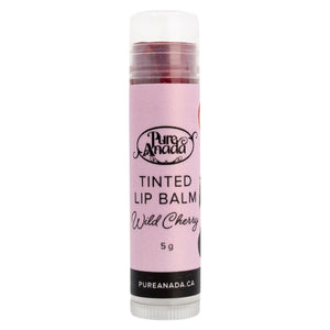 Pure Anada Lip Balm - Wild Cherry (tinted)