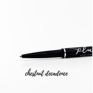 Plume Brow Pencil refill Chestnut Decadence