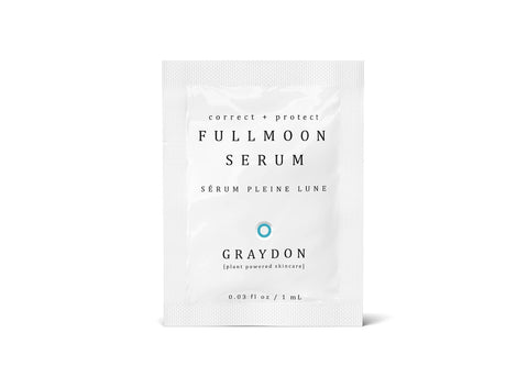 Graydon Fullmoon Serum sample