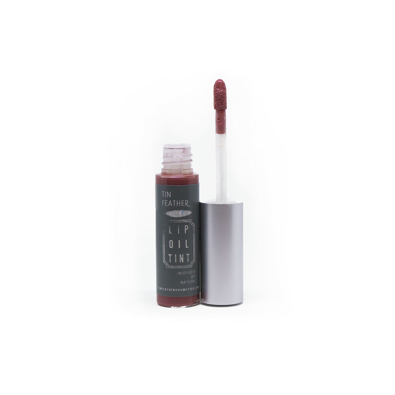 Tin Feather Lip Oil Tint Ritzy