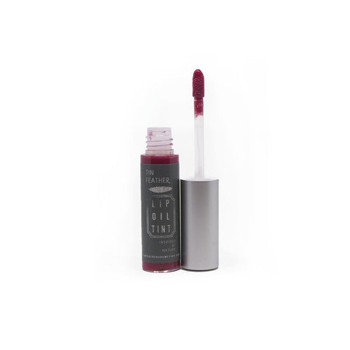 Tin Feather Lip Oil Tint - Royal