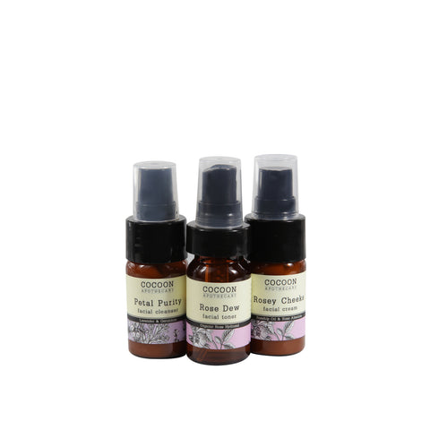 Cocoon Apothecary Skin Care Starter Set
