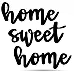 Home Sweet Home Metal Signs