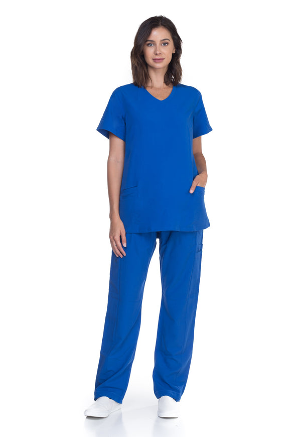 Vicky Pant - Royal Blue
