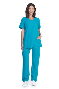 Vicky Pant - Teal