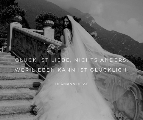 Heiraten: Was man planen muss