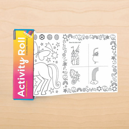 Activity Roll - Pitter Patter