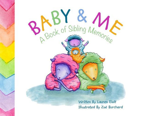 Baby & Me Book - Pitter Patter