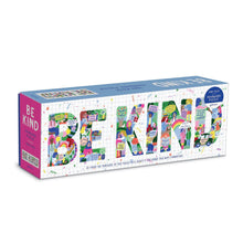 Be Kind Panoramic Puzzle - Pitter Patter