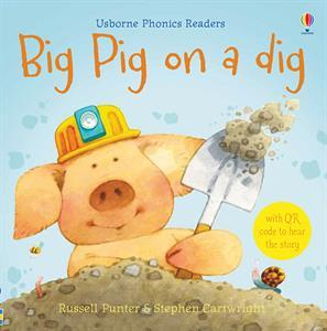 Big Pig on a Dig - Pitter Patter