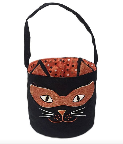 Cat Halloween Bag - Pitter Patter