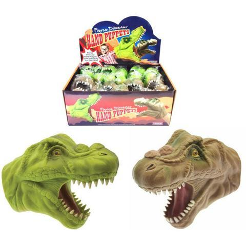Dino Hand Puppet - Pitter Patter