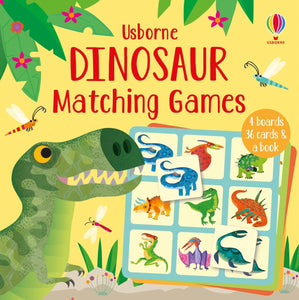 Dinosaur Matching Game Toys Usborne Books