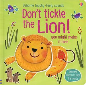 Don't Tickle Book - Pitter Patter