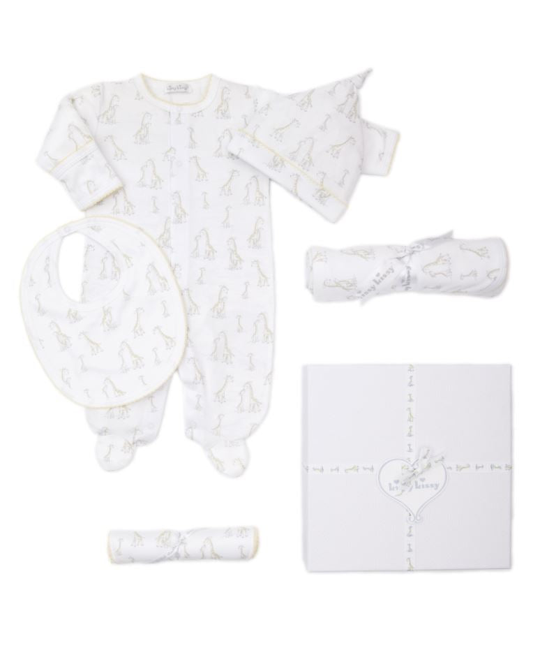 Giraffe Gift Set - Pitter Patter