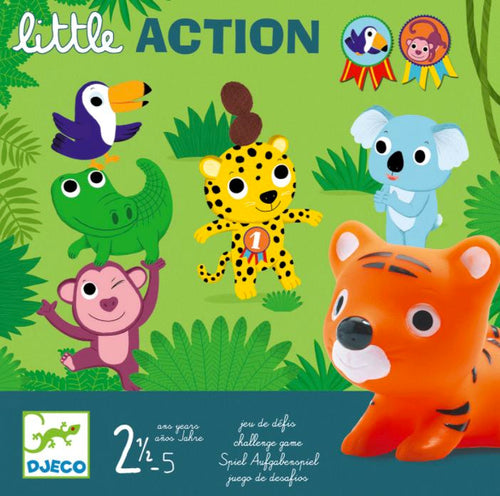 Little Games Little Action - Pitter Patter